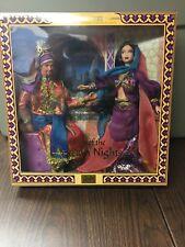 BRAND NEW NRFB MATTEL Barbie Doll Collectible Arabian Nights