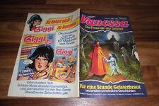 VANESSA  # 61 -- für 1 STUNDE GEISTERBRAUT // 1. Auflage 1984