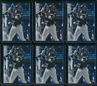 2020 Topps Series 2 #392 Luis Robert 6 Card RC Lot Rookie Chicago White Sox