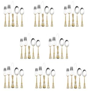 Royal Albert Old Country Roses 40pc. Flatware Set (Service for Eight)