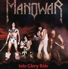 Manowar - Into Glory Ride - CD - New