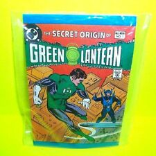 VTG The Secret Origin of GREEN LANTERN DC Mini Comic Book Tart n Tangy Candy Bag