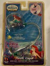 Disney Little Mermaid New Sealed Book Light