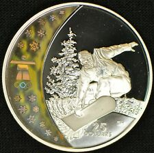 Canada 2010 Vancouver Olympics Series - $25 - Snowboarding -