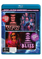 VFW (Veterans Of Foreign Wars) + Bliss (Blu-ray) NEWSEALED