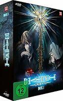 Death Note Box - Vol. 1 [4 DVDs] von Tetsuro Araki | DVD | Zustand gut