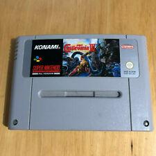 Super Nintendo SNES Game - Super Castlevania IV 4