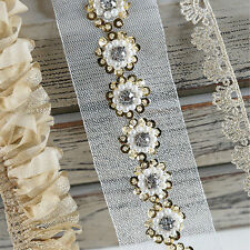 Spellbinders - A Gilded Life Collection - Antique Gold Trim GLVT-003 D