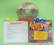 CD MITI DEL ROCK LIVE 64 POWERHOUSE compilation 1994 JACK BRUCE (C34) no mc lp