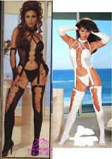 Sexy Women's Bandage Bodycon Jumpsuit Rompers Catsuit Trousers Party Clubwear