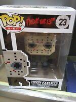 Funko 8-Bit POP! - Horror Series Vinyl Figure - JASON VOORHEES - New in Box