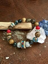 "Bracelet By Peace of Lotus ""Elements Of Life"""