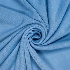 Stretch Jersey with Merino-like Wool Hacci Brush by the Yard - 1 Yard Style 495