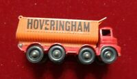LESNEY MATCHBOX No. 17 Hoveringham Tipper Truck