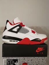 Nike Air Jordan 4 OG Retro Fire Red Size UK 9 EU 44 US 10