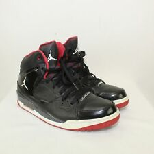 Nike Air Jordan SC-1 Black Basketball Sneakers Size 12