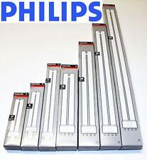 Philips 7 9 11 18 24 36 55 Watt PL UVC Lampe Ersatzlampe G23 o. 2G11 Oase Osaga