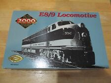 PROTO 2000 HO SCALE NEW YORK CENTRAL E8/9 8194 NYC #4076 wrong box