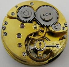 Quality Swiss Pocket Watch Movement 15 jewels for parts ... HC