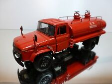 VANKE MODEL FAW JIEFANG CHINA TANKER TRUCK BEIJING - 1:43 RARE - EXCELLENT - 00