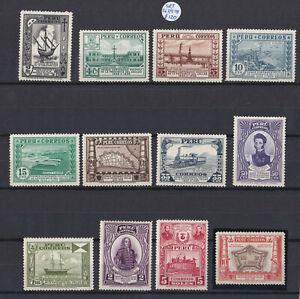 PERU 1936, MNH, MH