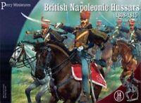 BRITISH NAPOLEONIC HUSSARS 1808 - 1815 - PERRY MINIATURES - 28MM - NAPOLEONICS