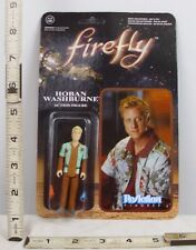 FIREFLY SCI FI TV SHOW HORBAN WASHBURN ACTION FIGURE REACTION FUNKO MINT ON CARD