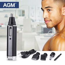 Elektrisch 4 in 1 Haarschneider Nasenhaartrimmer Bartschneider Körperhaartrimmer