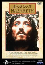 JESUS OF NAZARETH - FRANCO ZEFFIRELLI - 2 DISC NEW DVD SET - FREE LOCAL POST