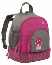 Lassig Kids Backpack Pre-School Kindergarten With Chest Strap, Name Badge And