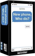New Phone Who Dis? Brand new game cards ,party fun game! 540cards Sydney stocks