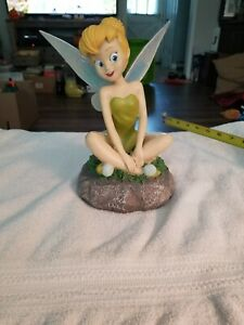 Vintage Disney Tinkerbell Statue - 10 inches tall
