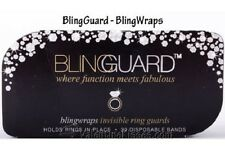 Bling Guard Bling Wraps Invisible Ring Guards Bling Wraps Rings Box of 30