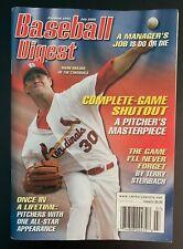 Mark Mulder St. Louis Cardinals Baseball Digest July 2005