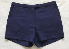 3.1 Phillip Lim Navy Blue Shorts Size 4