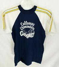 New listing Vtg Velva Sheen Callaway Cougars Ringer T-Shirt Adults L