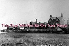 LO 399 - Brimsdown GER Railway Station, Enfield, Palmers Green, London