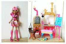 Ever After High Sugar Coated Class Playset with Ginger Breadhouse Doll