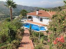 Spanien Andalusien Costa del Sol Malaga Ferienhaus Pool