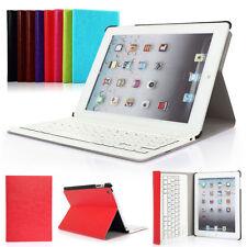 QWERTZ Tastatur Schutzhülle Wireless Keyboard Cover For iPad Air 2 Rot