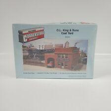 Walthers 933-3015 HO OL King & Sons Coal Yard Kit
