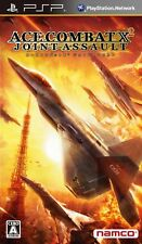 UsedGame PSP Ace Combat Joint Assault [Japan Import] FreeShipping