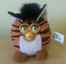Peluche furby 9 cm gadget McDonald's originale 2000 tigre plush soft toys