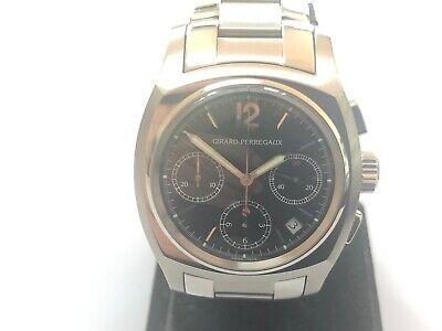 Girard Perregaux Classique Elegance Ref. 2498 Automatic Chronograph Wristwatch