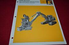 Caterpillar Fleco Feller Buncher For 225 Excavator Dealers Brochure BWPA ver2