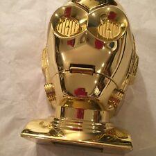 1994 Lewis Galoob Toy Lucas Films Gold C3PO Cantina Scene Micro Machine