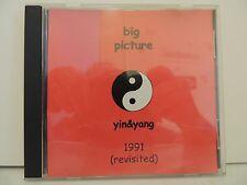 RARE ! Big Picture (Odessa,Fl.) CD Yin & Yang, 1001 (Revisited) Private Label