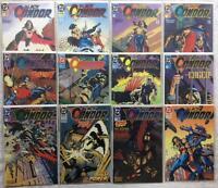 Black Condor complete series #1 - #12  (DC 1992) FN - VF/NM condition.