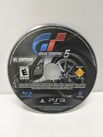 Gran Turismo 5 PS3 (Sony PlayStation 3, 2010) DISC ONLY!