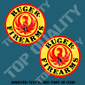 VINTAGE RUGER FIREARMS Decal Sticker Vintage Americana Garage Hot Rod Stickers